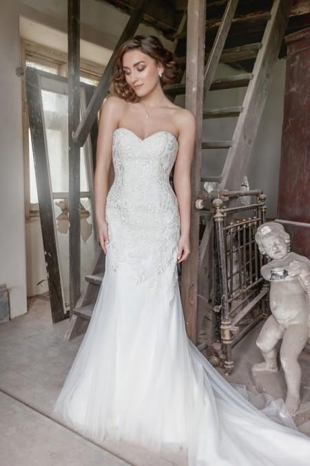 Picture of Takira Wedding Dress - Karen George for Benjamin Roberts 2016 Bridal Collection