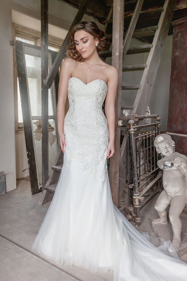 Picture of Takira Wedding Dress - Karen George for Benjamin Roberts 2016 Bridal Collection