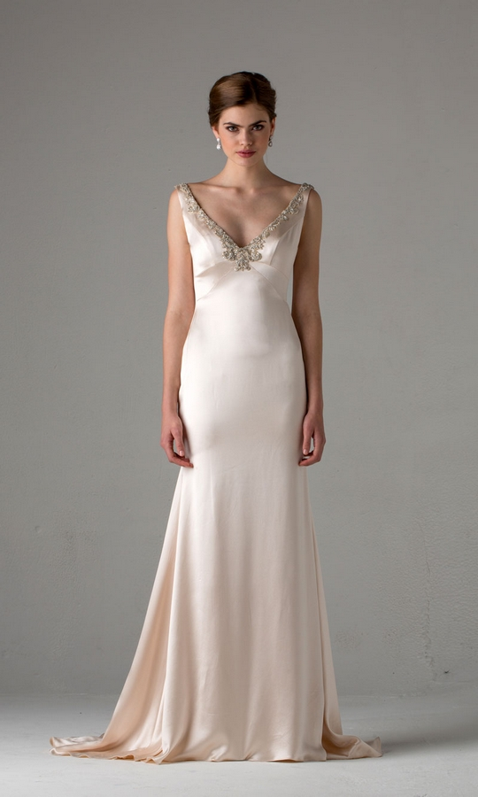 Picture of Tallulah Wedding Dress - Anne Barge Black Label Fall 2015 Bridal Collection