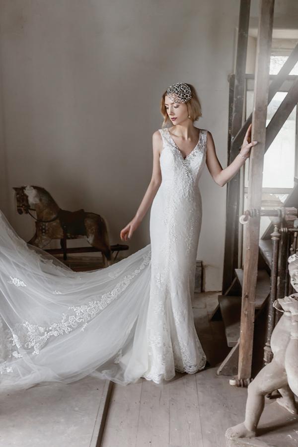 Picture of Tamara Wedding Dress - Karen George for Benjamin Roberts 2016 Bridal Collection