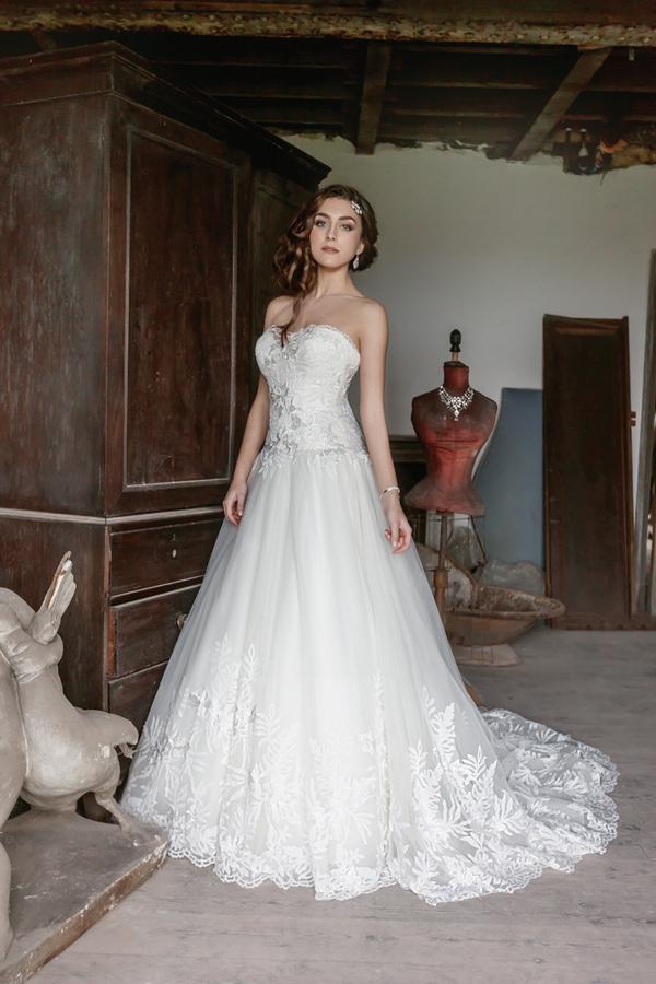 Picture of Tamsin Wedding Dress - Karen George for Benjamin Roberts 2016 Bridal Collection