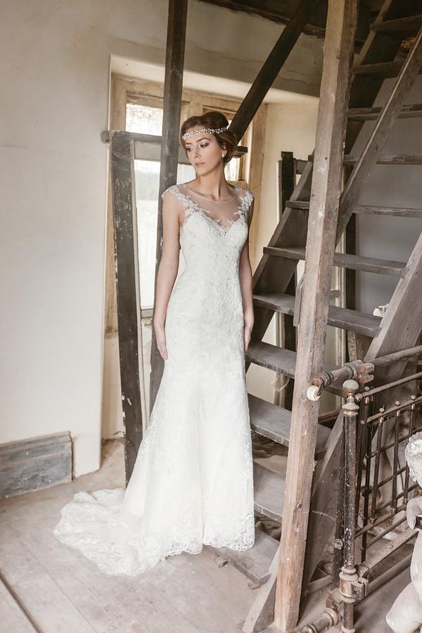Picture of Tara Wedding Dress - Karen George for Benjamin Roberts 2016 Bridal Collection