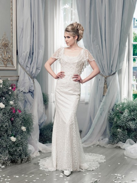 Picture of Tattinger Wedding Dress - Ian Stuart Lady Luxe 2015 Bridal Collection