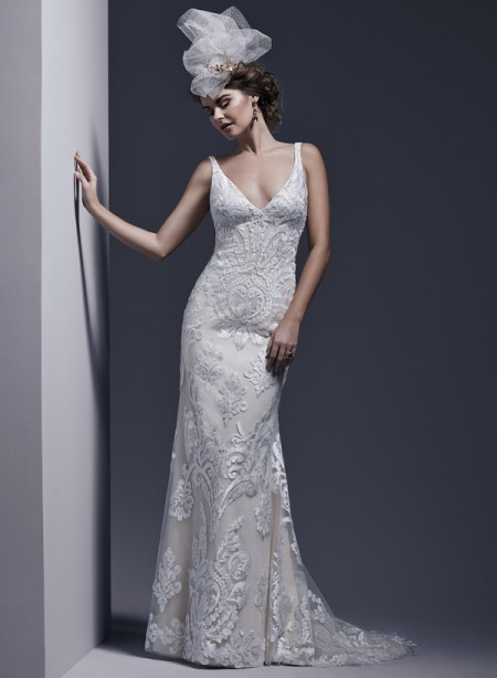 Picture of Tatum Wedding Dress - Sottero and Midgley Fall 2015 Bridal Collection