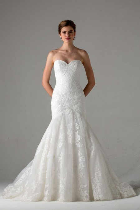 Picture of Taylor Wedding Dress - Anne Barge Blue Willow Bride Fall 2015 Bridal Collection