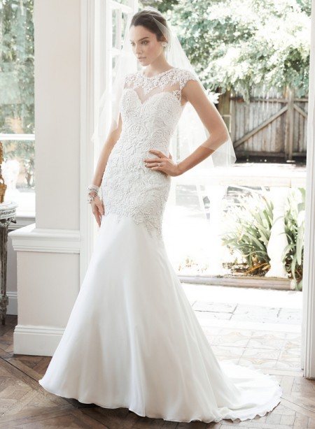 Picture of Tenley Wedding Dress - Maggie Sottero Fall 2015 Bridal Collection
