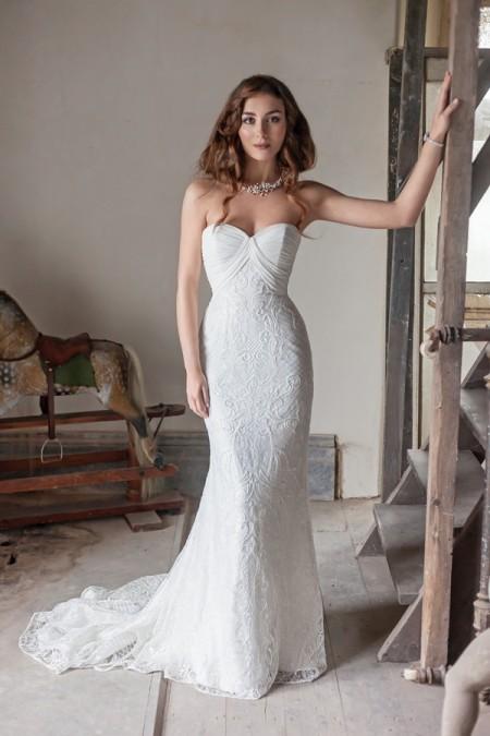 Picture of Tianna Wedding Dress - Karen George for Benjamin Roberts 2016 Bridal Collection