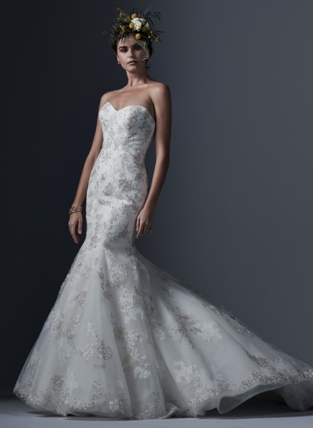 Picture of Torrence Wedding Dress - Sottero and Midgley Fall 2015 Bridal Collection