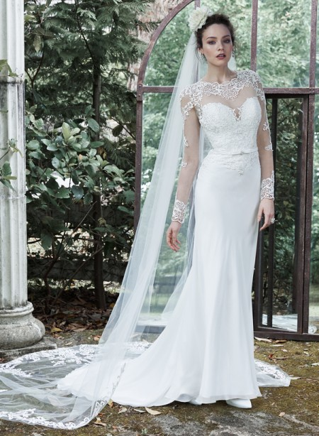 Picture of Vaughn Wedding Dress - Maggie Sottero Fall 2015 Bridal Collection