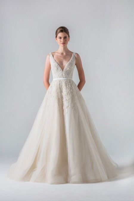 Picture of Versailles Wedding Dress - Anne Barge Spring 2016 Bridal Collection