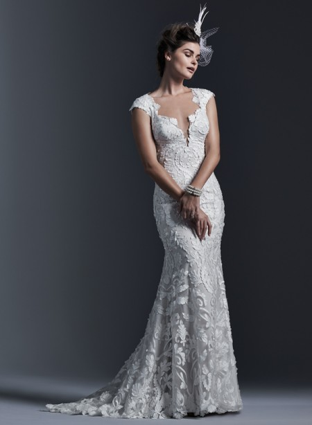 Picture of Vidonia Wedding Dress - Sottero and Midgley Fall 2015 Bridal Collection