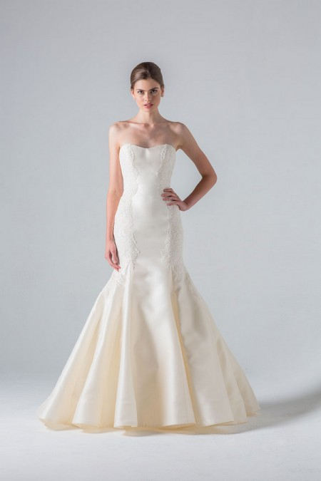 Picture of Villete Wedding Dress - Anne Barge Spring 2016 Bridal Collection
