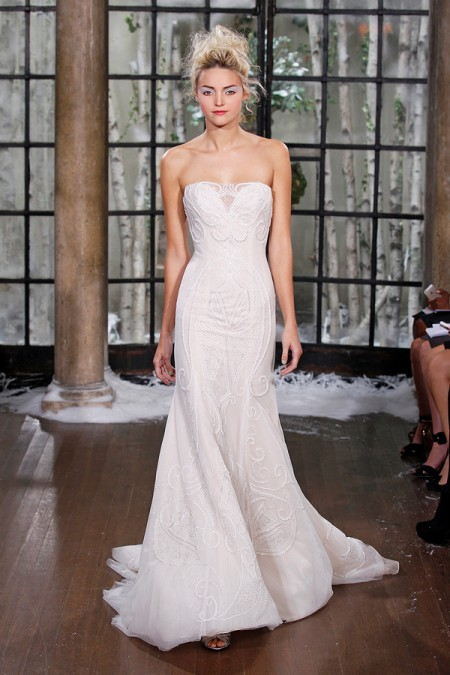 Picture of Zabize Wedding Dress - Ines Di Santo Fall/Winter 2015 Bridal Collection