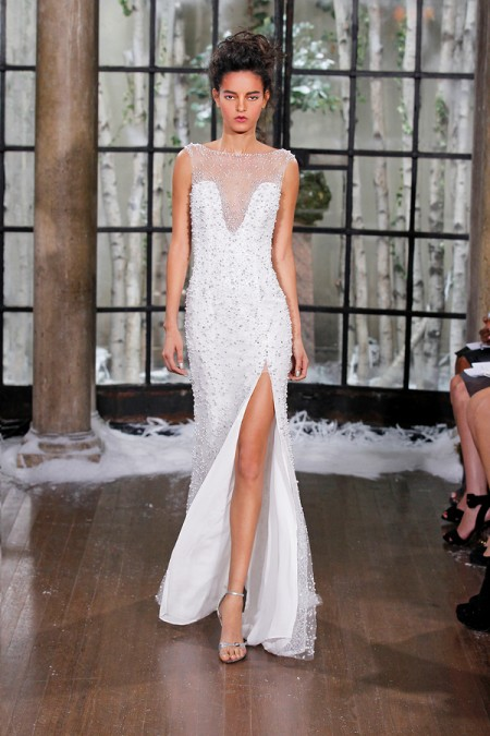 Picture of Zaragoza Wedding Dress - Ines Di Santo Fall/Winter 2015 Bridal Collection
