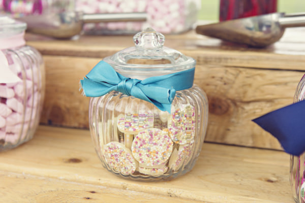 Jar of sweets