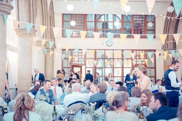 Wedding reception at Avenue Halls in Kew