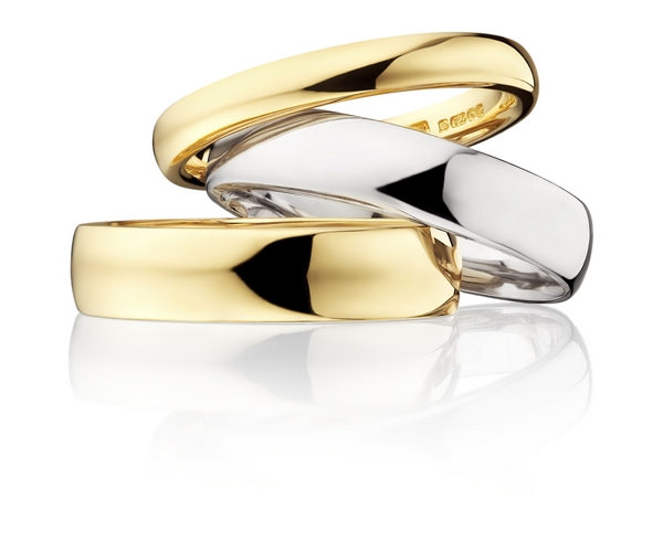 Ingle and Rhode ethical wedding bands
