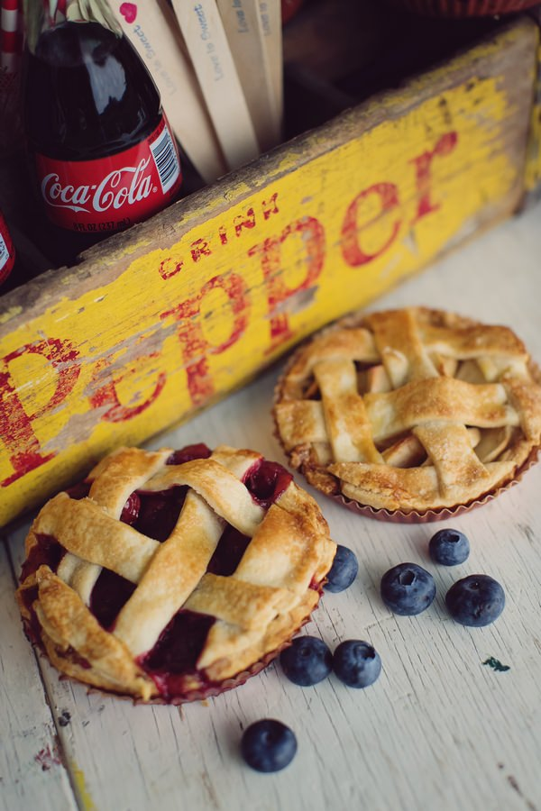 Lattice pies