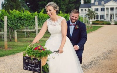 'Rustic Americana Meets Vintage Whimsy' Wedding Styling