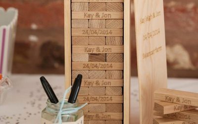 Four Alternative Wedding Guest Books from The Wedding Tree