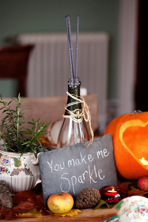 You make me sparkle chalkboard sign
