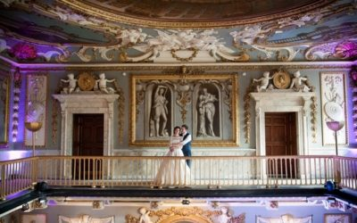 An Elegant Wedding at Moor Park Mansion