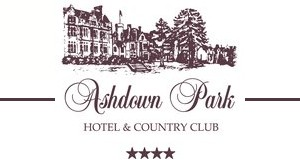 Ashdown Park Hotel and Country Club logo