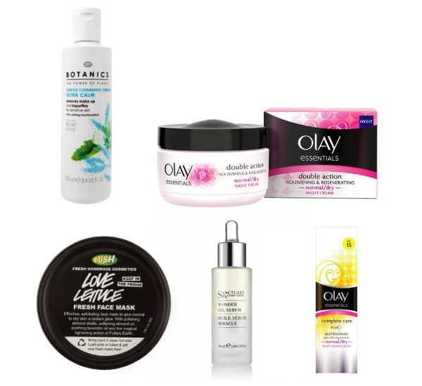 Pre-Wedding Skin Products