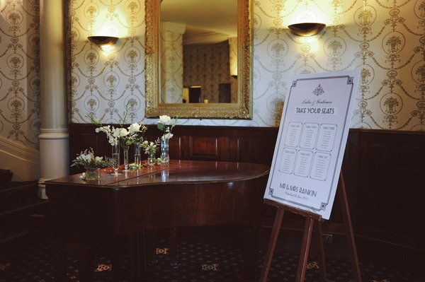 Piano in Duke of Cornwall Hotel