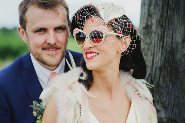 A Retro, Music Themed Wedding in Ireland