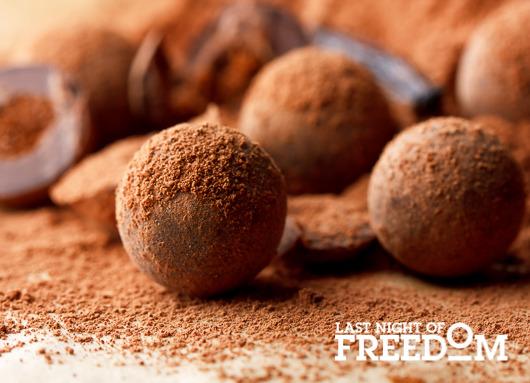 Chocolate Making - Last Night of Freedom