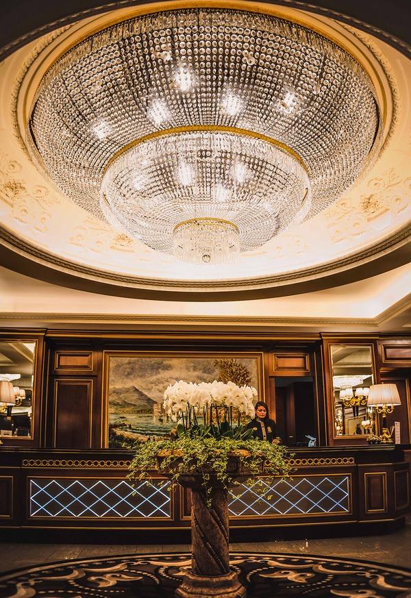Hotel Splendid, Italy