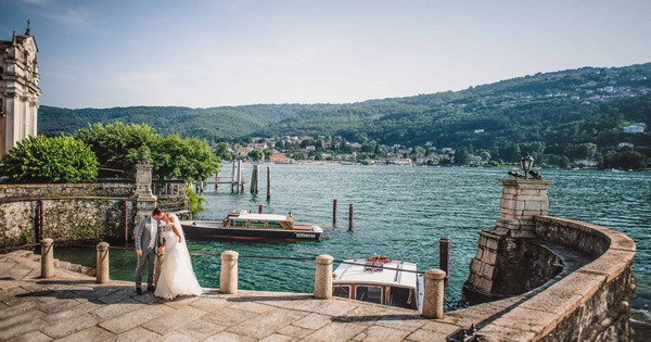 A Wedding on the Shores of Lake Maggiore, Italy