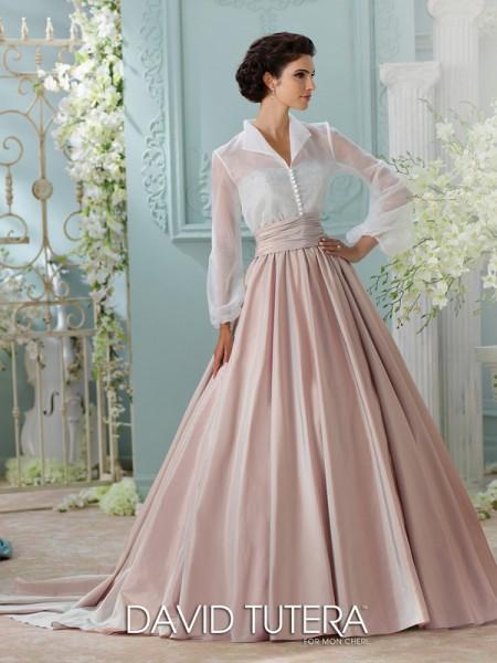 Picture of 116231 - Leora Wedding Dress - David Tutera for Mon Cheri Spring 2016 Bridal Collection
