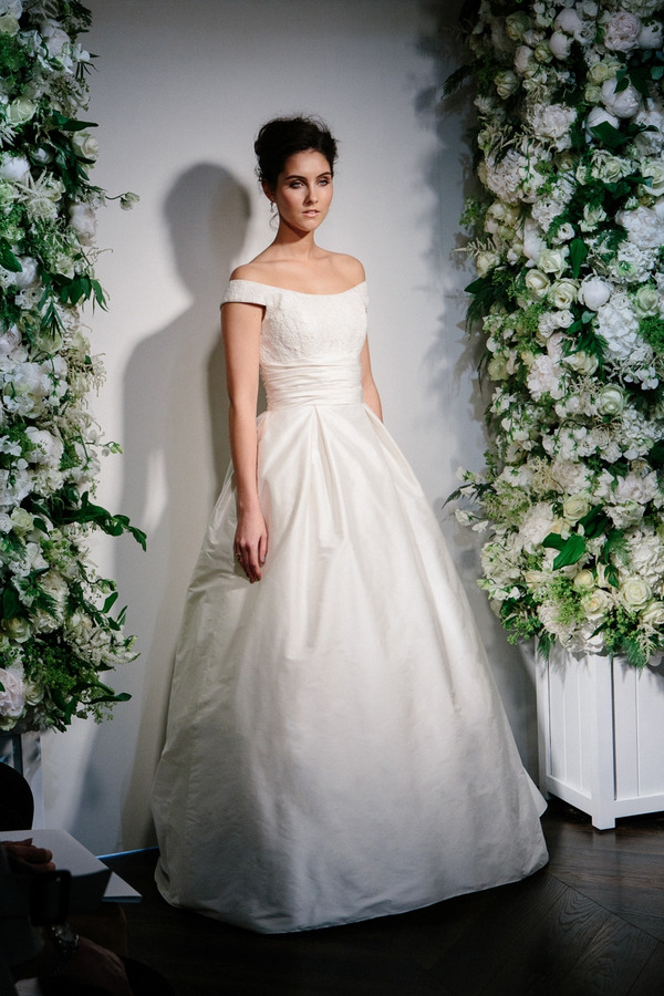 Picture of A Fine Romance Wedding Dress - Stewart Parvin 2016 Bridal Collection