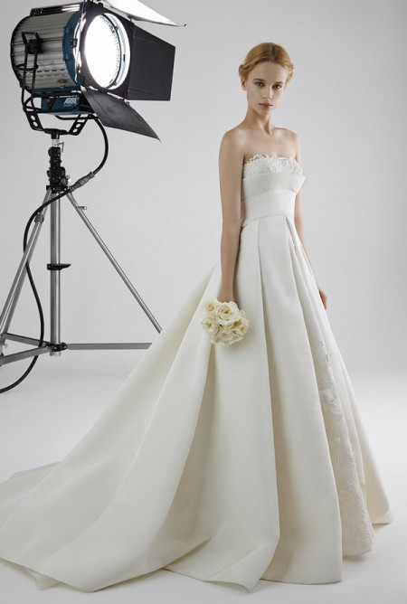 Picture of Alessandra Wedding Dress - Peter Langner 2016 Bridal Collection