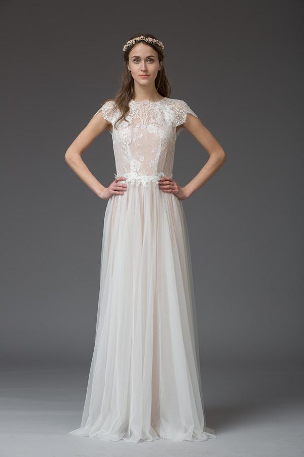 Picture of Alessandria Wedding Dress - Katya Katya Shehurina Venice 2016 Bridal Collection