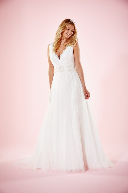 Picture of Amba Wedding Dress - Charlotte Balbier Willa Rose 2016 Bridal Collection