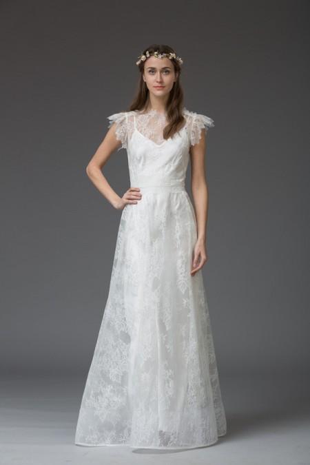 Picture of Andrea Wedding Dress - Katya Katya Shehurina Venice 2016 Bridal Collection