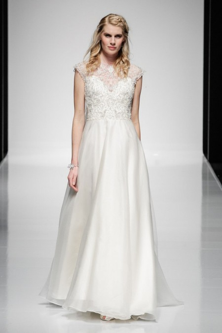 Picture of Astor Wedding Dress - Alan Hannah Watercolours 2016 Bridal Collection