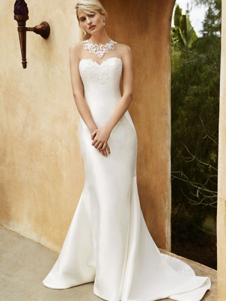 Picture of BT16-02 Wedding Dress - Beautiful by Enzoani 2016 Bridal Collection