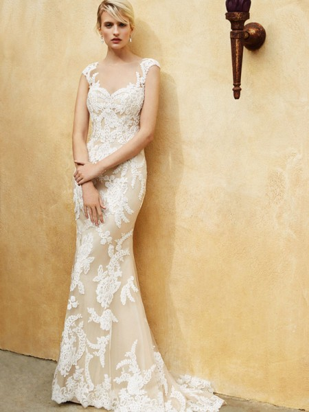 Picture of BT16-04 Wedding Dress - Beautiful by Enzoani 2016 Bridal Collection