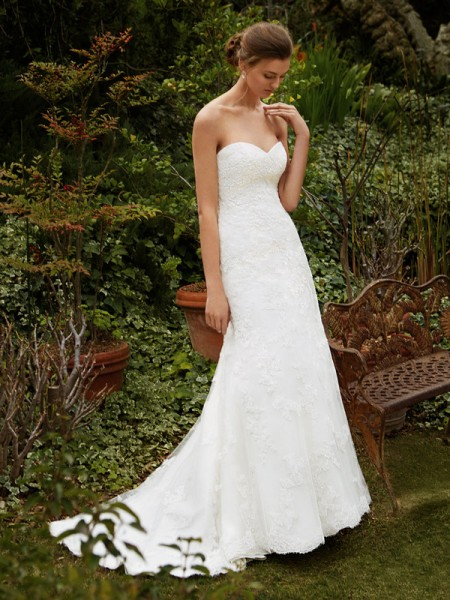 Picture of BT16-05 Wedding Dress - Beautiful by Enzoani 2016 Bridal Collection