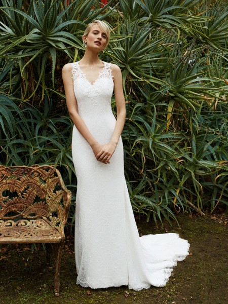 Picture of BT16-09 Wedding Dress - Beautiful by Enzoani 2016 Bridal Collection