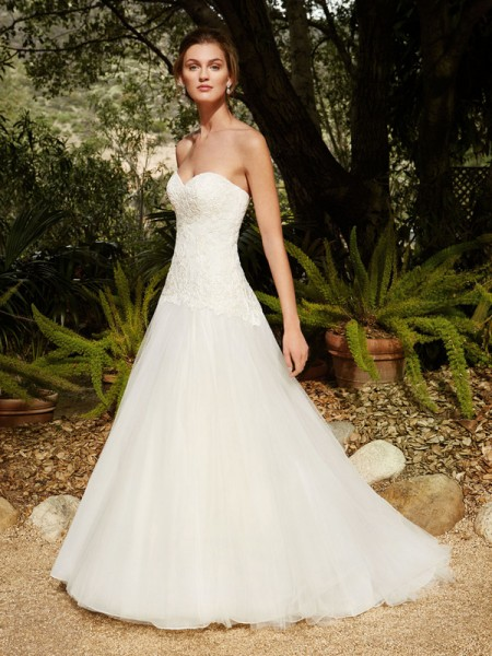 Picture of BT16-10 Wedding Dress - Beautiful by Enzoani 2016 Bridal Collection