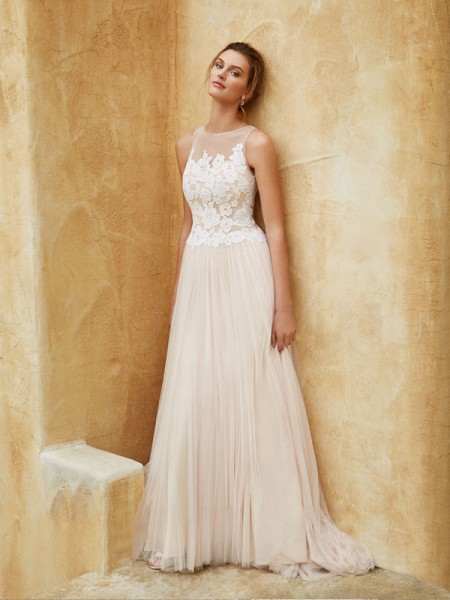Picture of BT16-12 Wedding Dress - Beautiful by Enzoani 2016 Bridal Collection