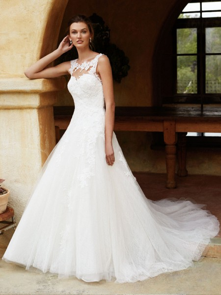 Picture of BT16-13 Wedding Dress - Beautiful by Enzoani 2016 Bridal Collection