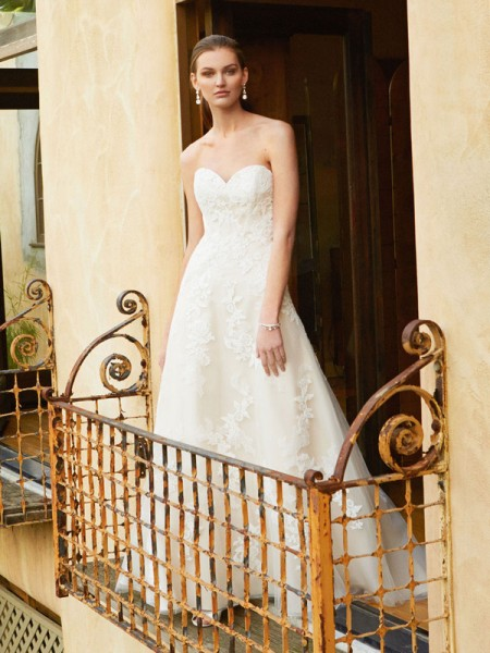 Picture of BT16-19 Wedding Dress - Beautiful by Enzoani 2016 Bridal Collection