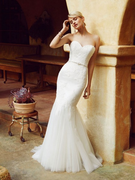 Picture of BT16-21 Wedding Dress - Beautiful by Enzoani 2016 Bridal Collection