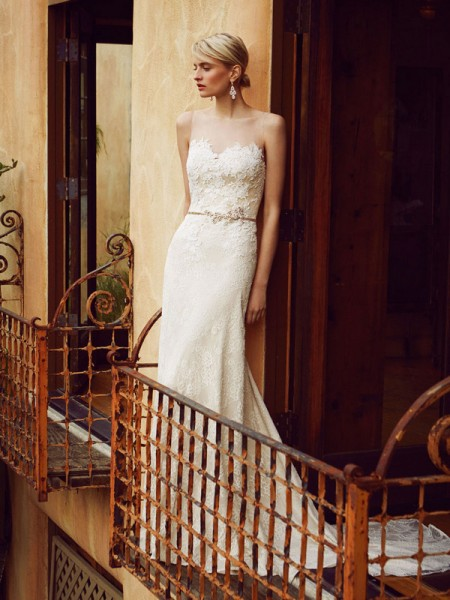 Picture of BT16-22 Wedding Dress - Beautiful by Enzoani 2016 Bridal Collection
